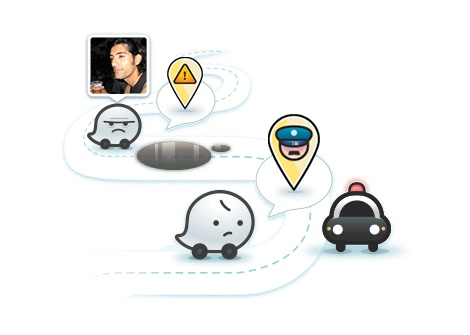 Waze, GPS & Turn By Turn Directions That is miles beyond it's competition!
